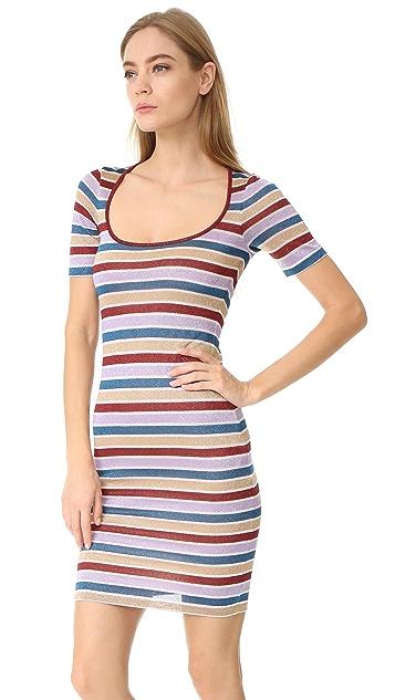 DSQUARED2 Short Sleeve Dress