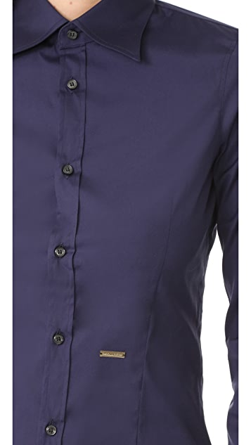 DSQUARED2 Button Down Shirt