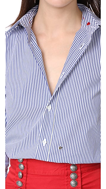 DSQUARED2 Button Down Collared Shirt