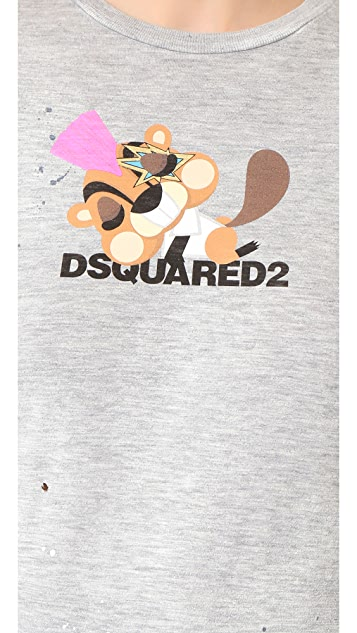 DSQUARED2 Long Sleeve T-Shirt