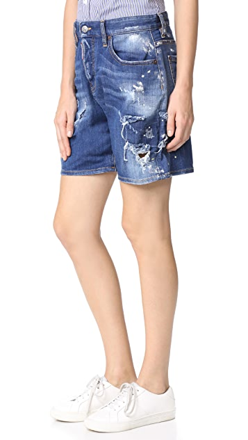 DSQUARED2 Kawaii Shorts