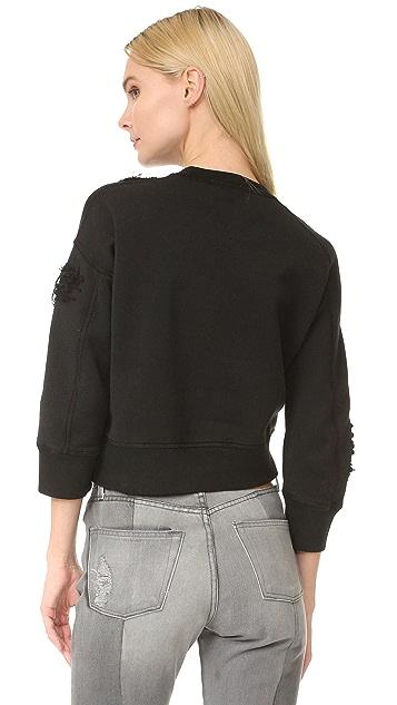 DSQUARED2 Jersey Sweatshirt