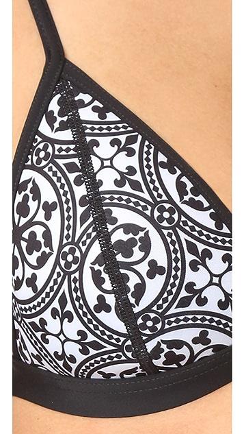Duskii La Kasbah Slim Tri Bikini Top