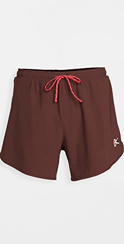 District Vision - Spink Track Shorts