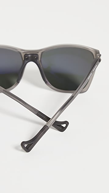 District Vision District Water Gray Standard Running Sunglasses