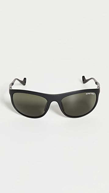 District Vision x Saturdays Takeyoshi Sunglasses