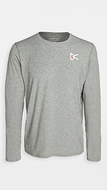 District Vision Tadasana Mountain Long Sleeve T-Shirt