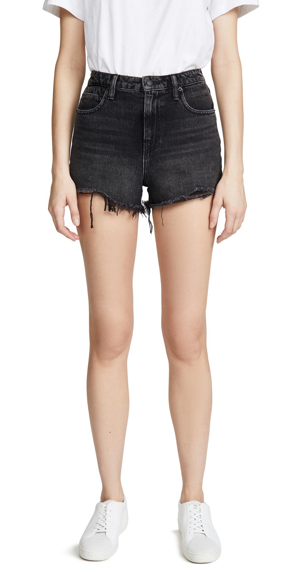 Bite Grey Aged Shorts