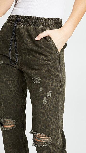 Denim x  Alexander Wang Jogger Pants