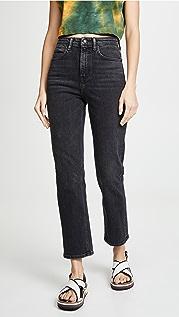 Denim x  Alexander Wang Wake Flex Jeans