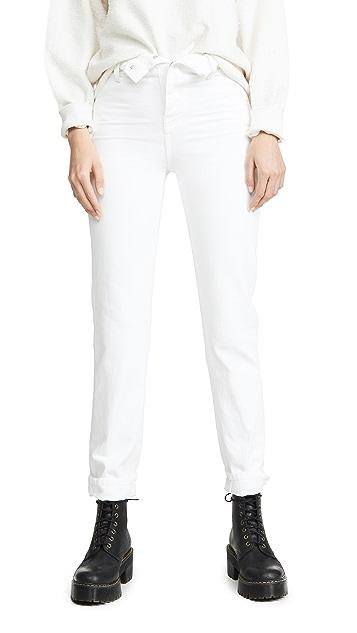 Denim x  Alexander Wang Cult Flip 牛仔裤