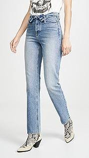 Denim x  Alexander Wang Cult Flip Jeans