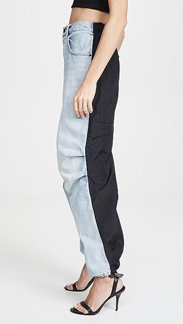 Denim x  Alexander Wang Pack Mix Pants