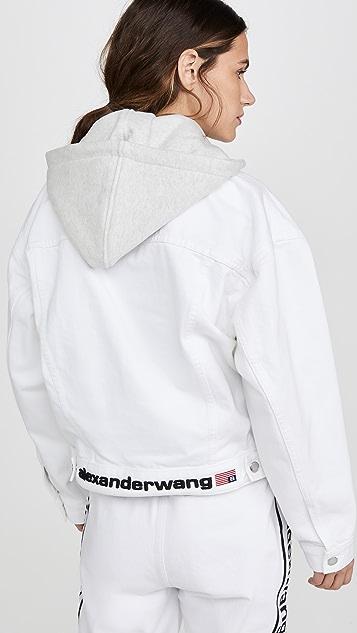 Denim x Alexander Wang Runway Game 夹克