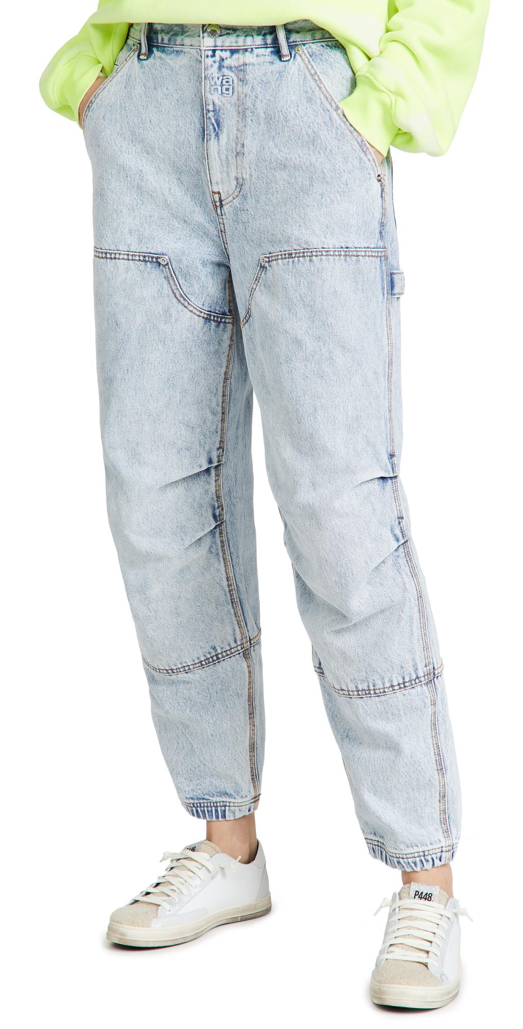 Double Front Carpenter Jeans