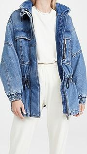 Denim x  Alexander Wang Field Jacket