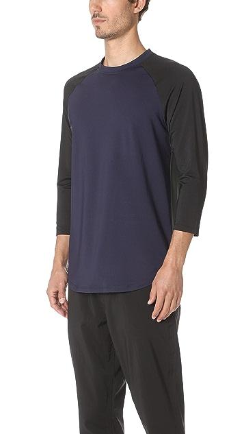 DYNE Maxwell 3/4 Sleeve Shirt