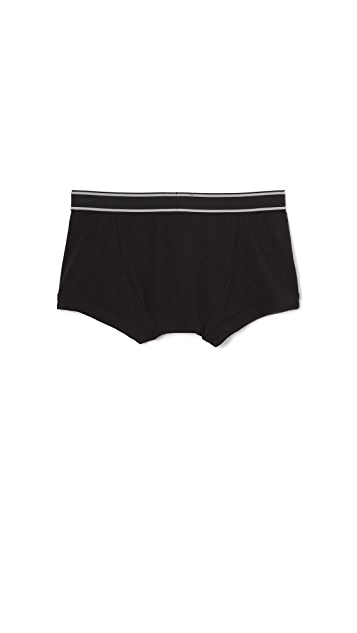 Emporio Armani Cotton Modal Trunks