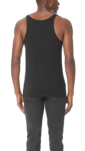 Emporio Armani 3 Pack Genuine Cotton Tanks