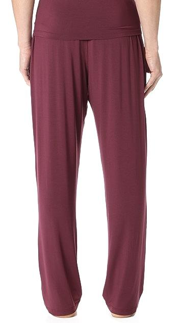 Emporio Armani Soft Modal Classic Lounge Pants