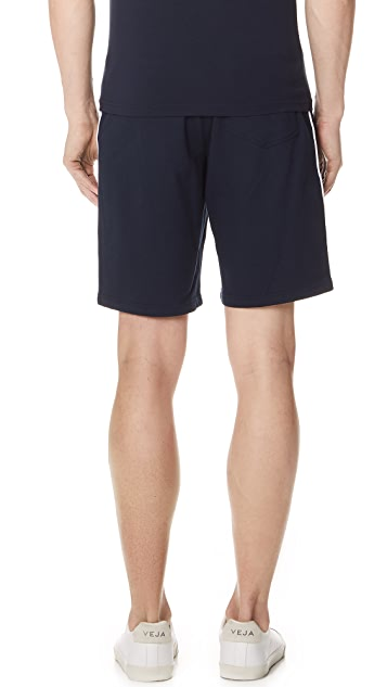 Emporio Armani Iconic Terry Loungewear Bermuda Shorts