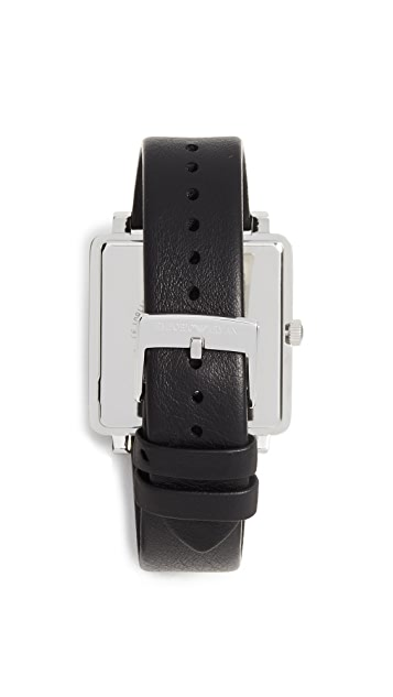 Emporio Armani Modern Square Watch, 38mm