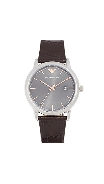 Emporio Armani Luigi Watch, 42mm