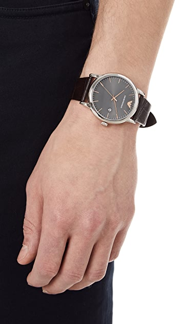 Emporio Armani Luigi Watch, 42mm