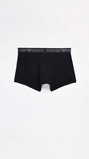 Emporio Armani Endurance Trunk 2 Pack