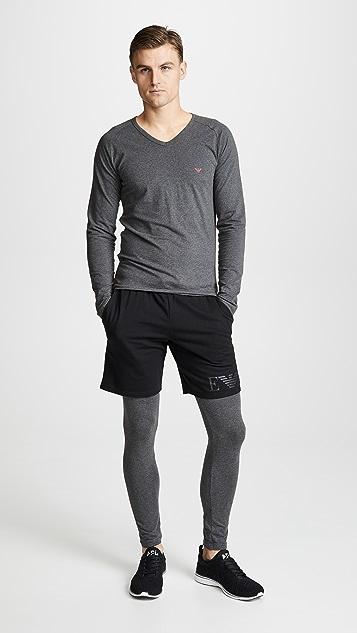 Emporio Armani Athletics Leggings