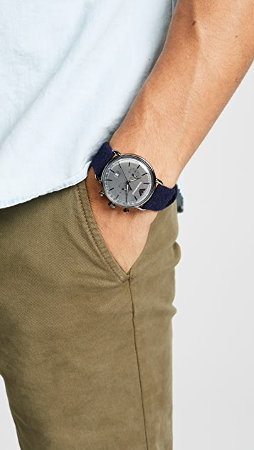 Emporio Armani Aviator Watch, 42mm