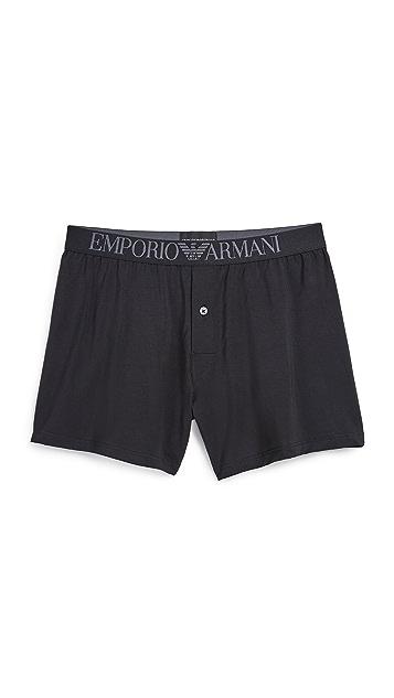 Emporio Armani Soft Modal Boxers