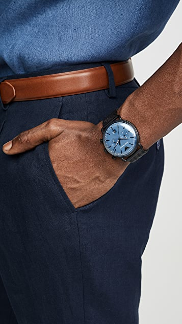 Emporio Armani Aviator Chronograph Watch, 43mm