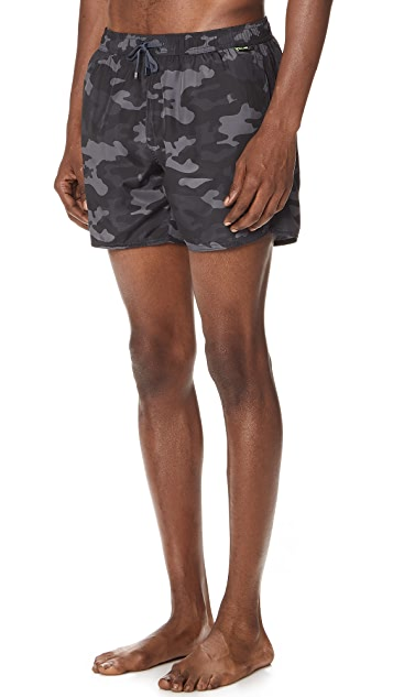 EA7 by Emporio Armani SW Visibility Swim Trunks