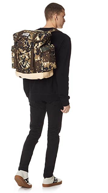 Eastpak x A.P.C. Camo Backpack