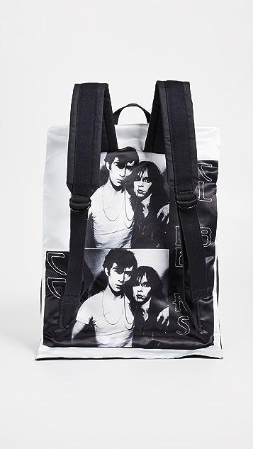 Eastpak x Raf Simons Poster Padded Backpack