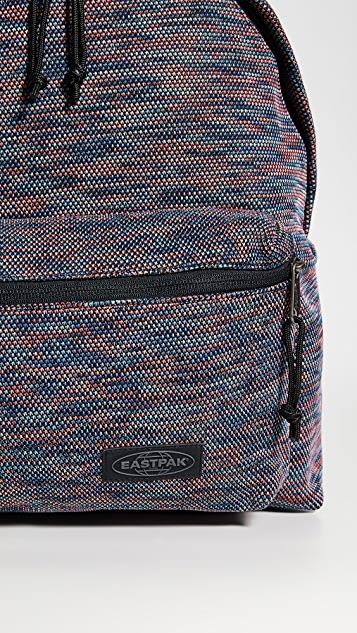 Eastpak Knitted Rainbow Padded Pak'r Backpack