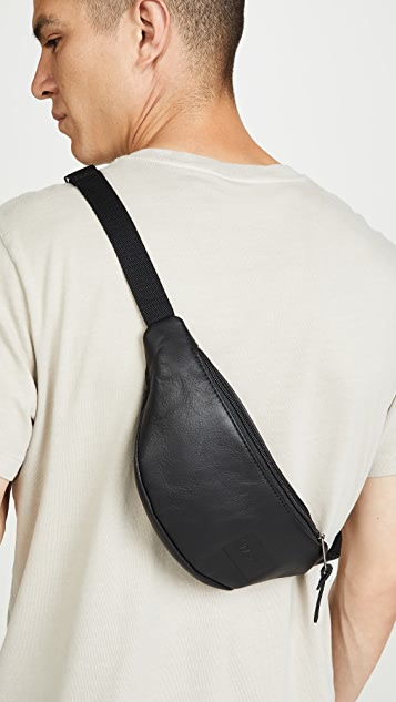 Eastpak Leather Springer Belt Bag