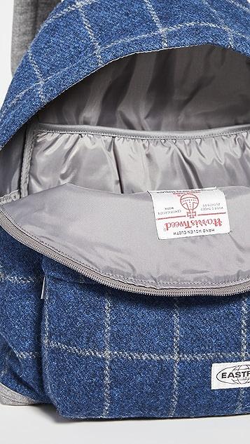 Eastpak x Harris Tweed Padded Pak'r Backpack