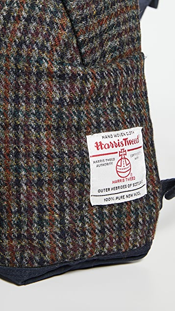 Eastpak x Harris Tweed Padded Pak'r Backpack