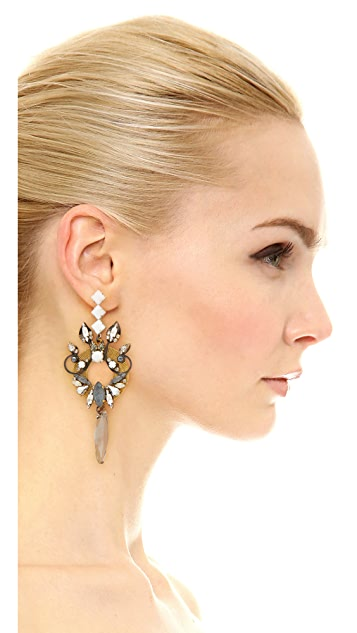 Erickson Beamon Jillian Earrings