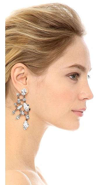 Erickson Beamon Ringer Song Earrings