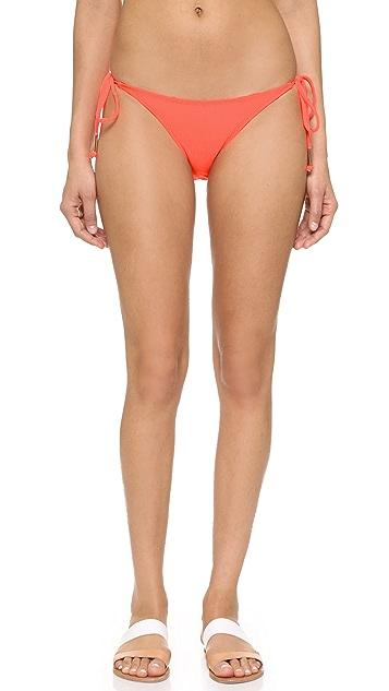Eberjey Cactus Crush Eva Bikini Bottoms