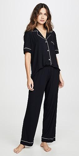 Eberjey - Gisele 短袖睡衣套装
