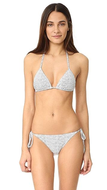 Eberjey Bikini Lines Kate Tie Side Bottoms