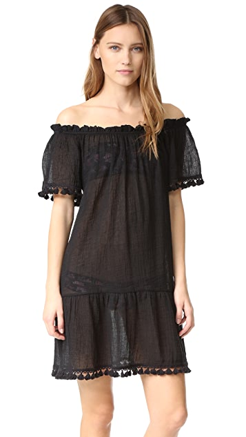 Eberjey Sol Devon Cover Up Dress