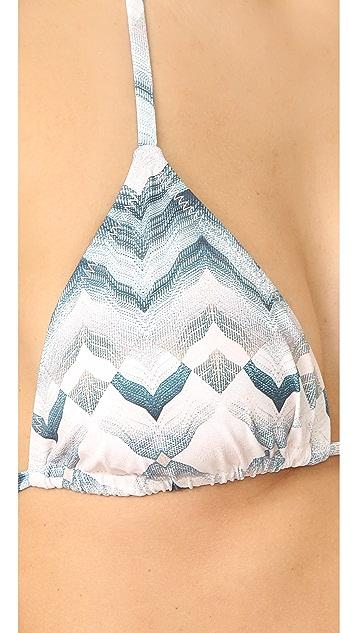 Eberjey Varadero Gisele Triangle Top