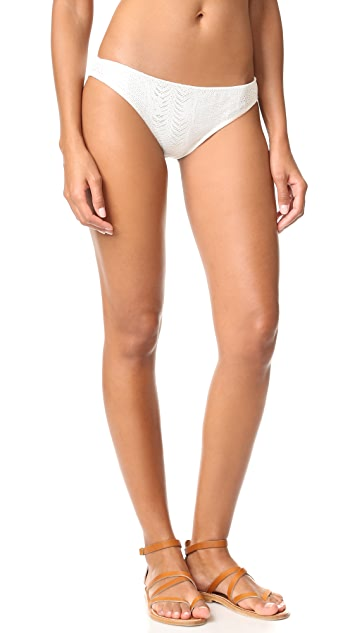 Eberjey Playa Del Coco Valentina Bikini Bottoms