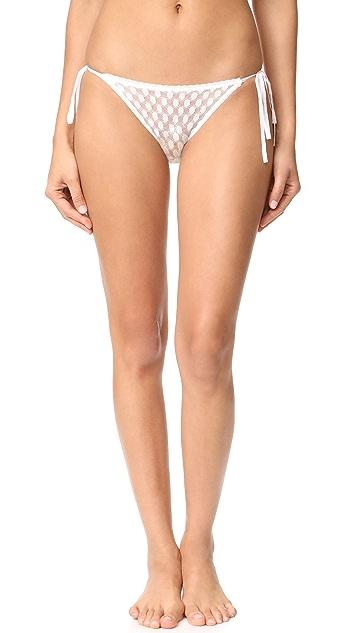 Eberjey Love Always Side Tie Bikini