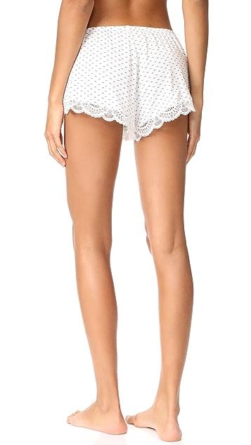 Eberjey Noche De Luna Shorts